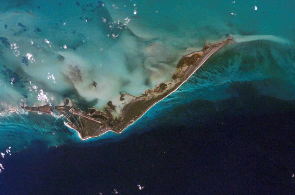 Cayo largo del Sur, östlich der Isla de la Juventud