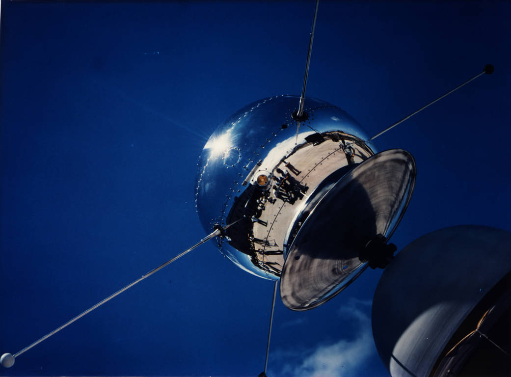 One of NASA's Vanguard satellites