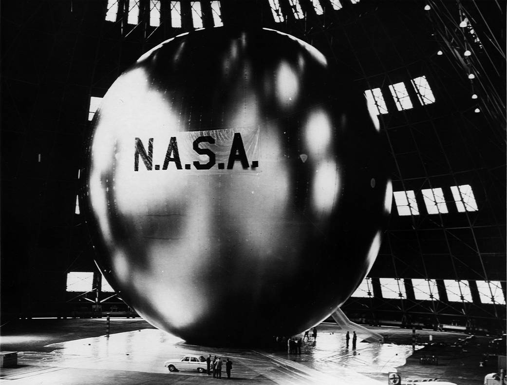 The First Communications Satellite