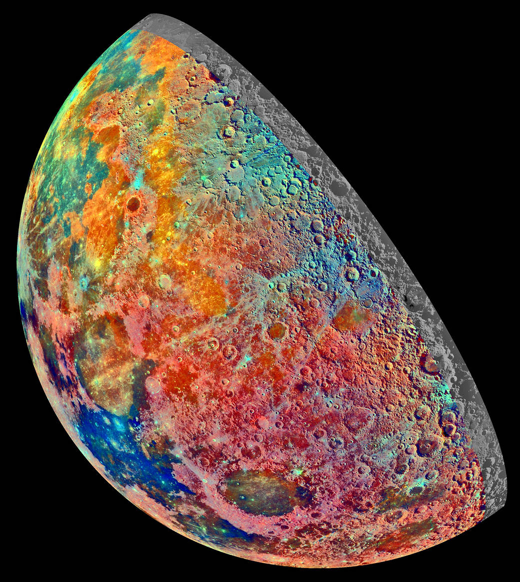 The Mineral Moon