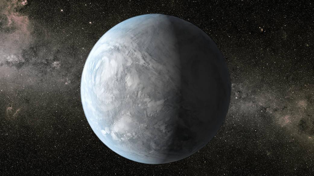 ดาวเคราะห์นอกระบบ Kepler-62e
