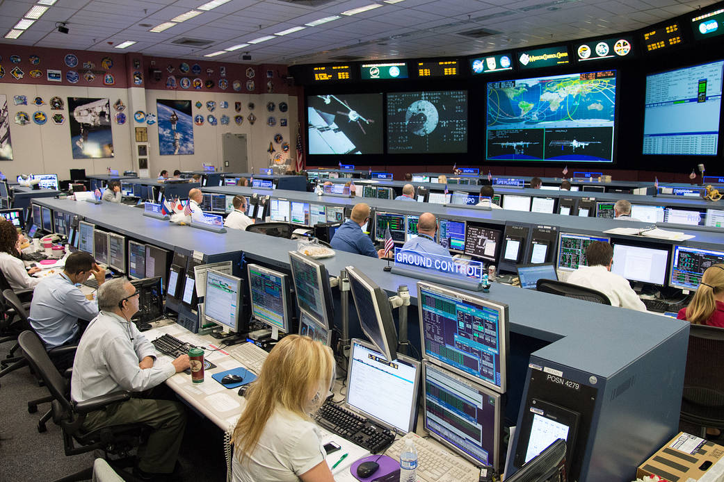 mars rover mission control - photo #38