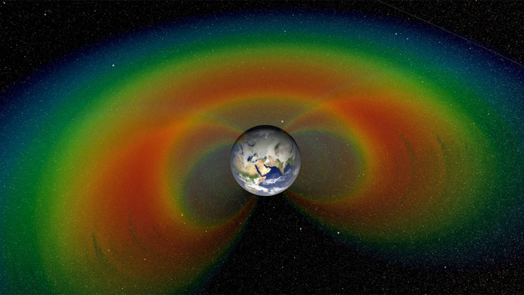 Human Activity May Have Caused A Barrier That Shields Earth From Space Radiation