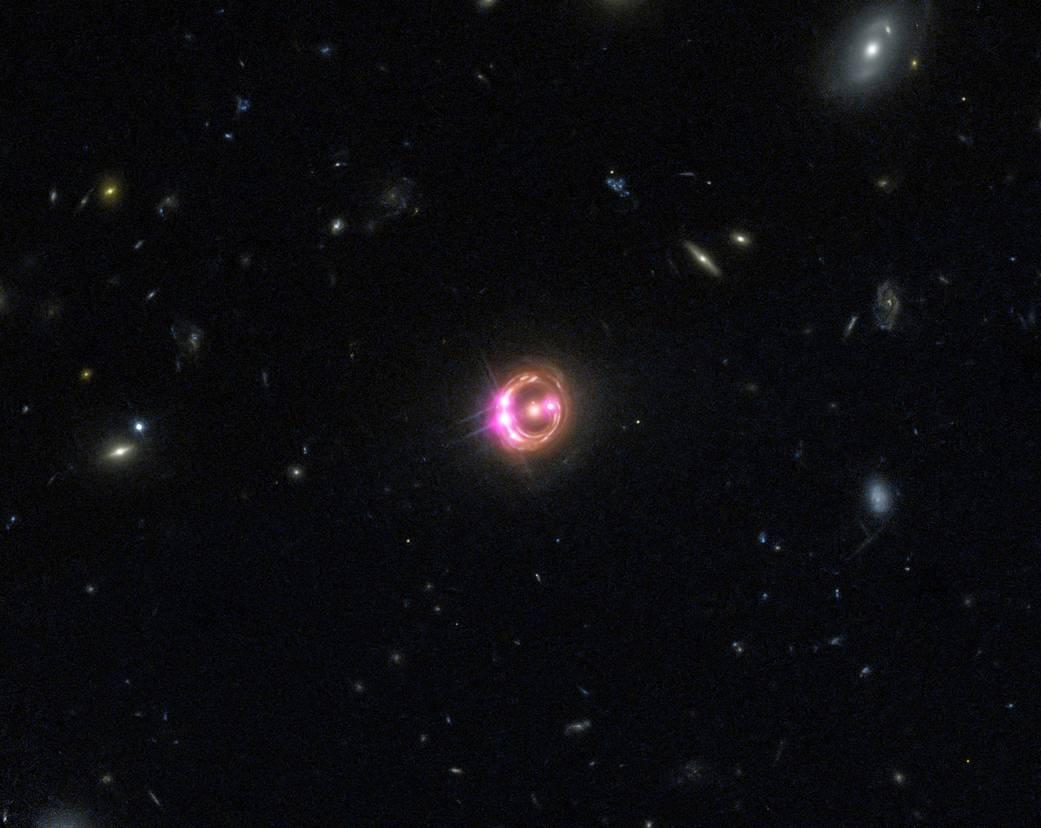 Astronomové ke svém překvapení objevilli 83 supermasivních černých děr v raném vesmíru