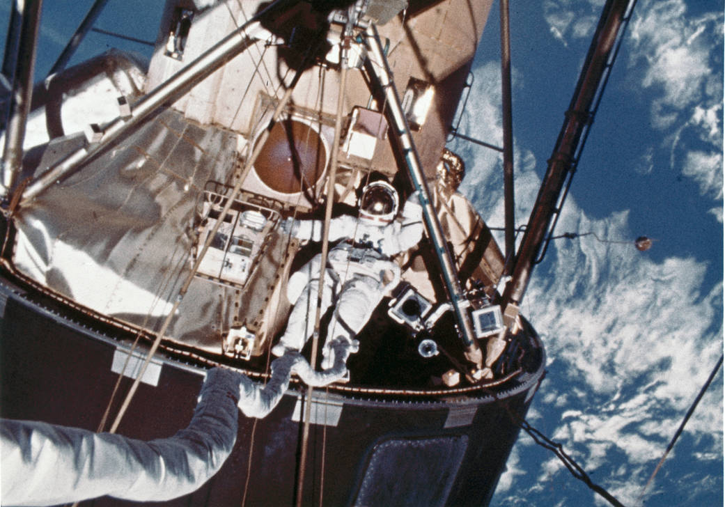 This week in 1974, after a successful 84-day mission, the third crewed Skylab mission crew returned to Earth.