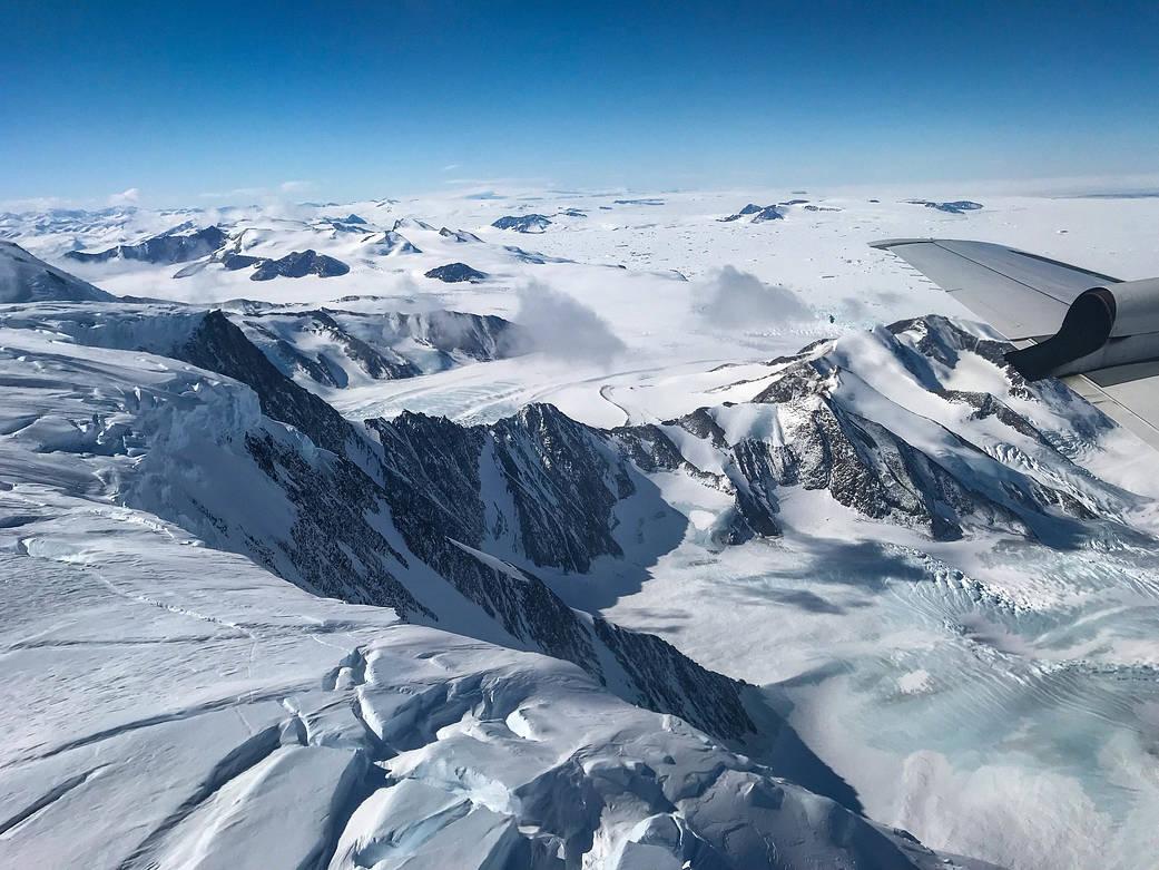 Larsen C iceshelf