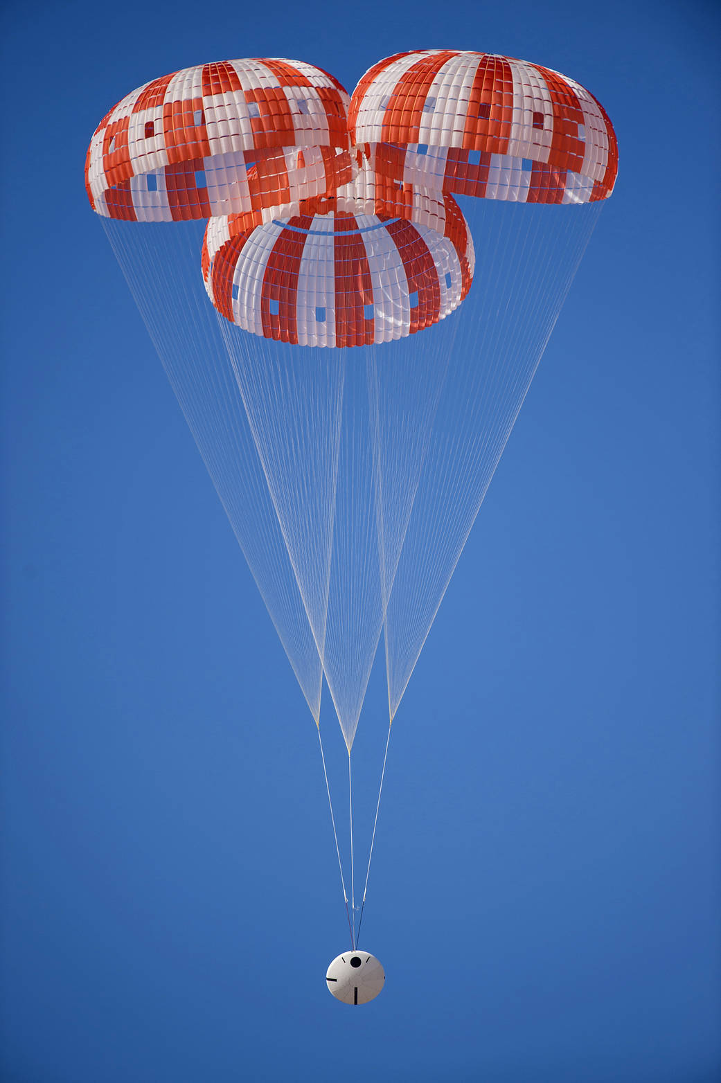 Orion Parachute Testing March 8th 2017