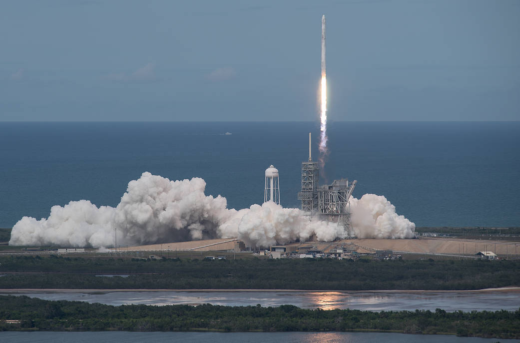 June 3 SpaceX CRS-11 Cargo Mission Launch