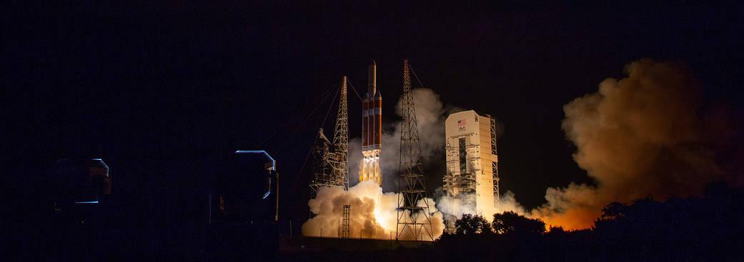 Parker Solar Probe launch, August 12, 2018