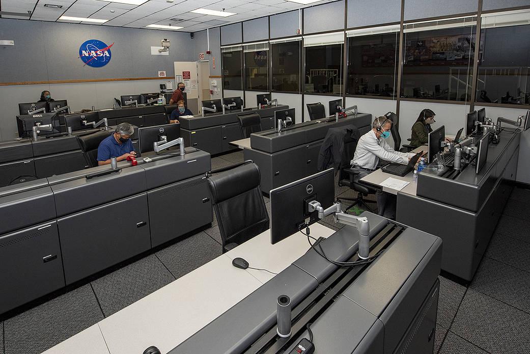 Ames Research Center: il team dedicato alla campagna Advanced Air Mobility National. Credits: NASA Photo / Ken Ulbrich