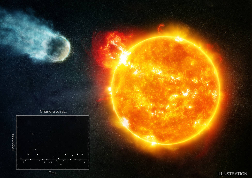 Звёздное небо и космос в картинках Barnards