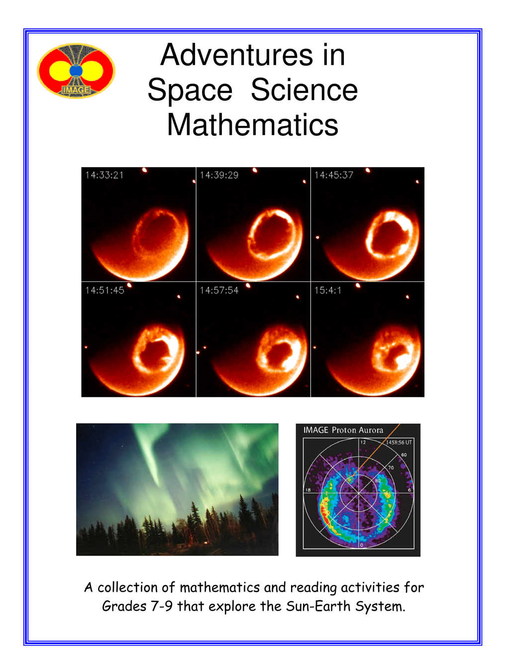 Adventures in Space Science Mathematics | NASA