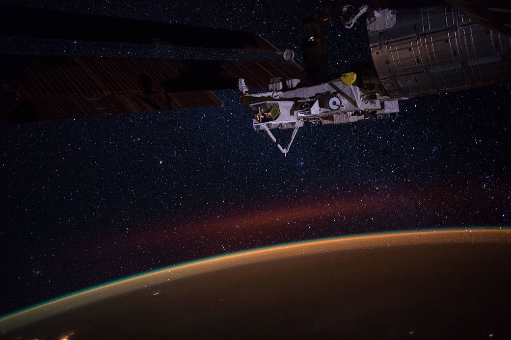 Fotografías de la Tierra tomadas desde la Estación Espacial Internacional Iss049e032063_0