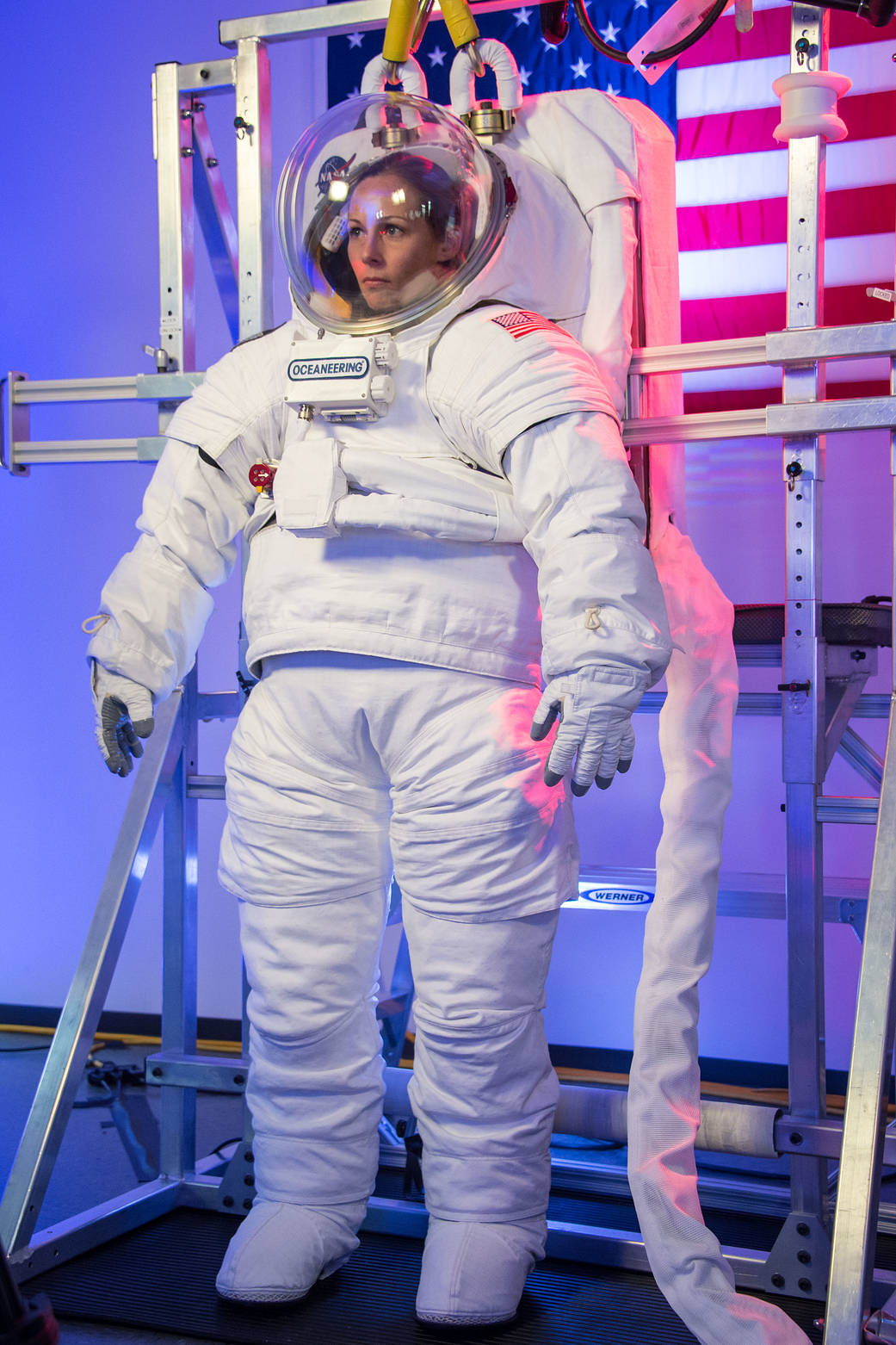 NASA Unveils New Mars Spacesuits | IFLScience