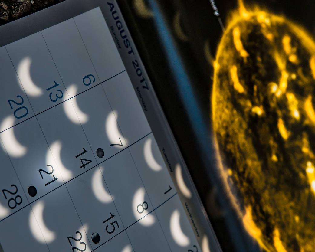 JSC Activities During Eclipse 2017