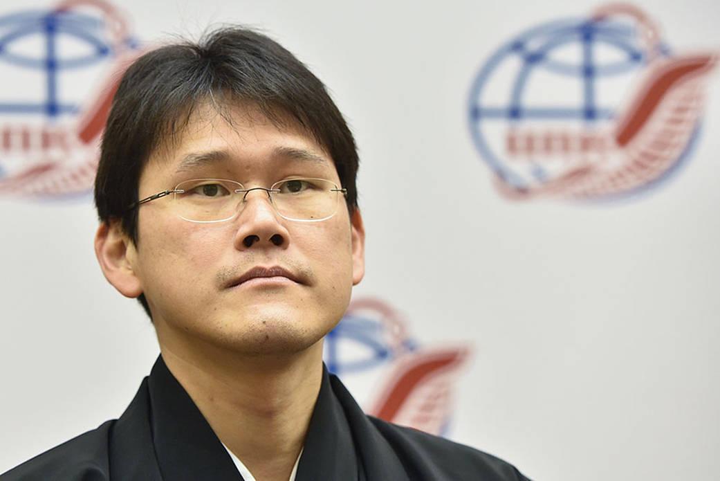 Astronaut Norishige Kanai of JAXA