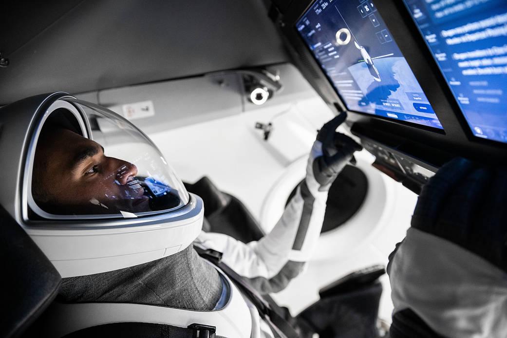 NASA astronaut and SpaceX Crew-3 Commander Raja Chari