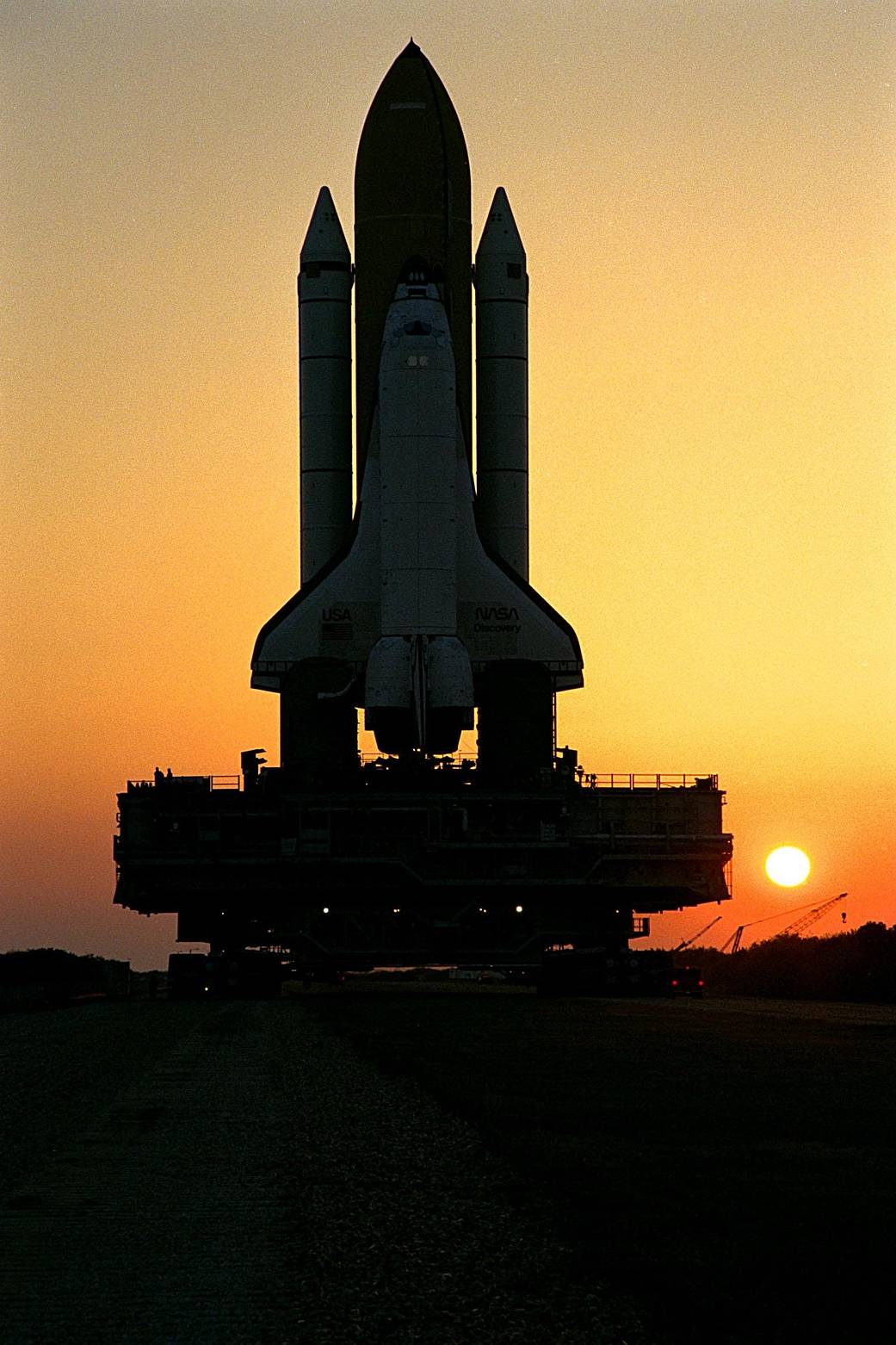 This week in 1998, the shuttle Discovery and STS-91 launched from Kennedy Space Center on the final Shuttle-Mir docking mission.