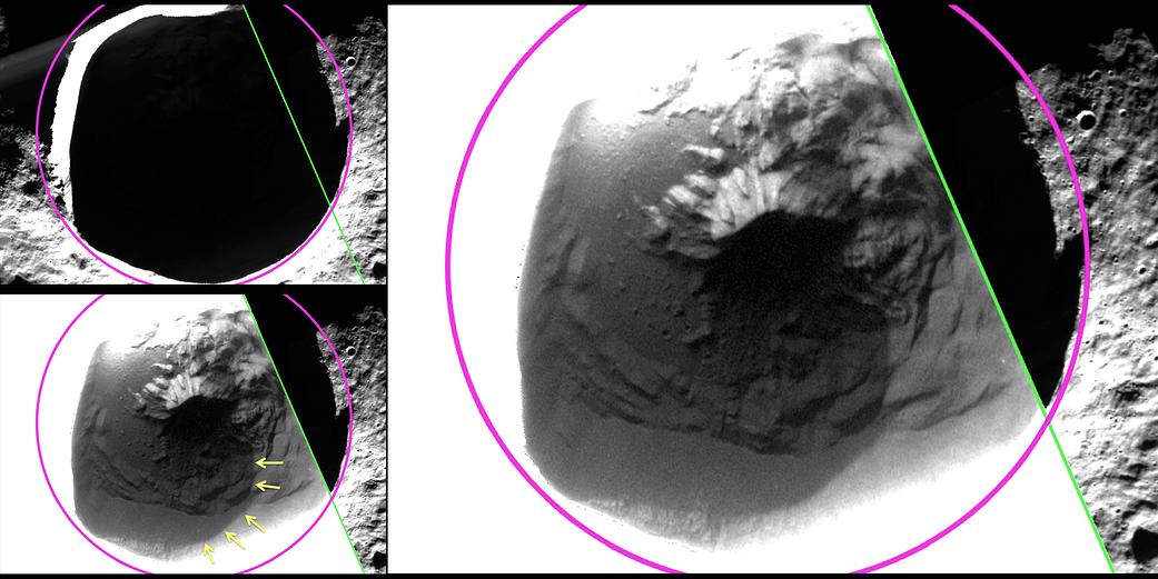 Mercury's Fuller crater
