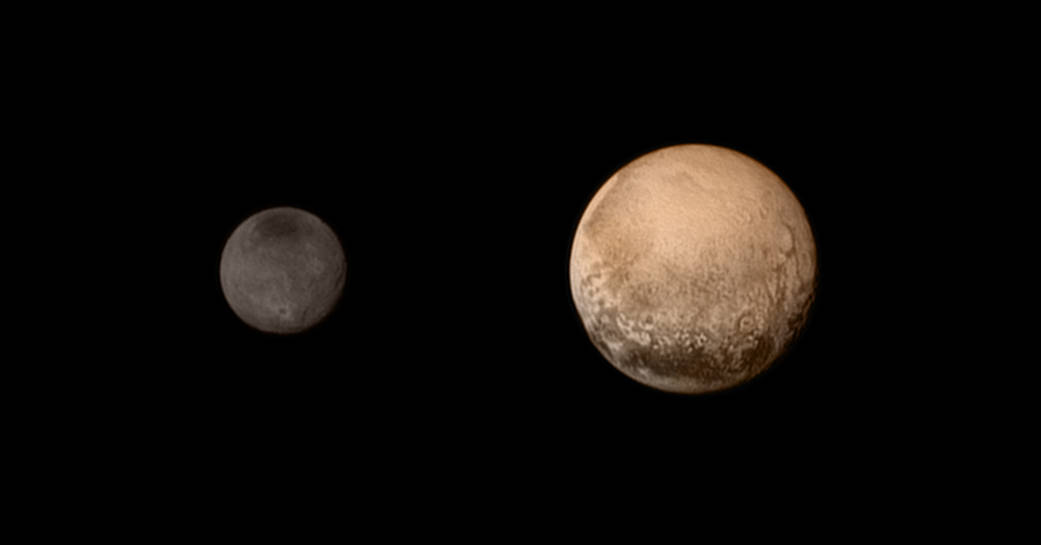 Nine year journey: the Pluto flyby « Why Evolution Is True