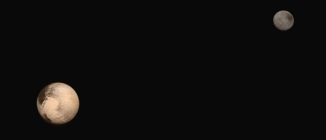 Plüton ve Charon