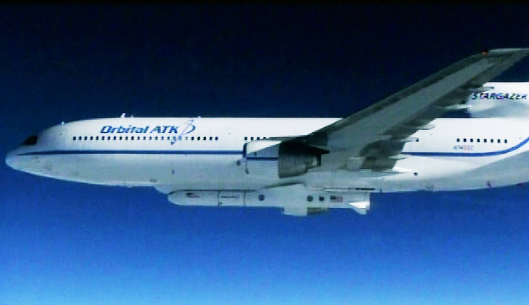 CYGNSS Launch Aboard Pegasus XL Rocket Postponed