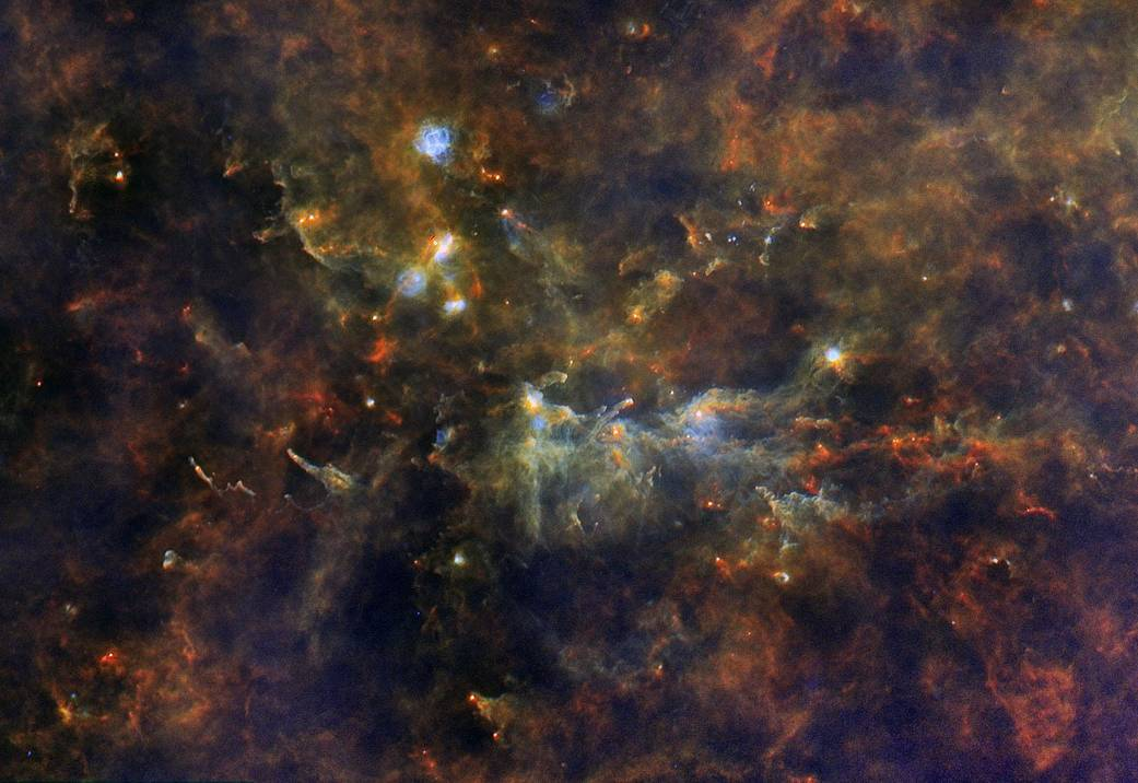 Constellation Vulpecula