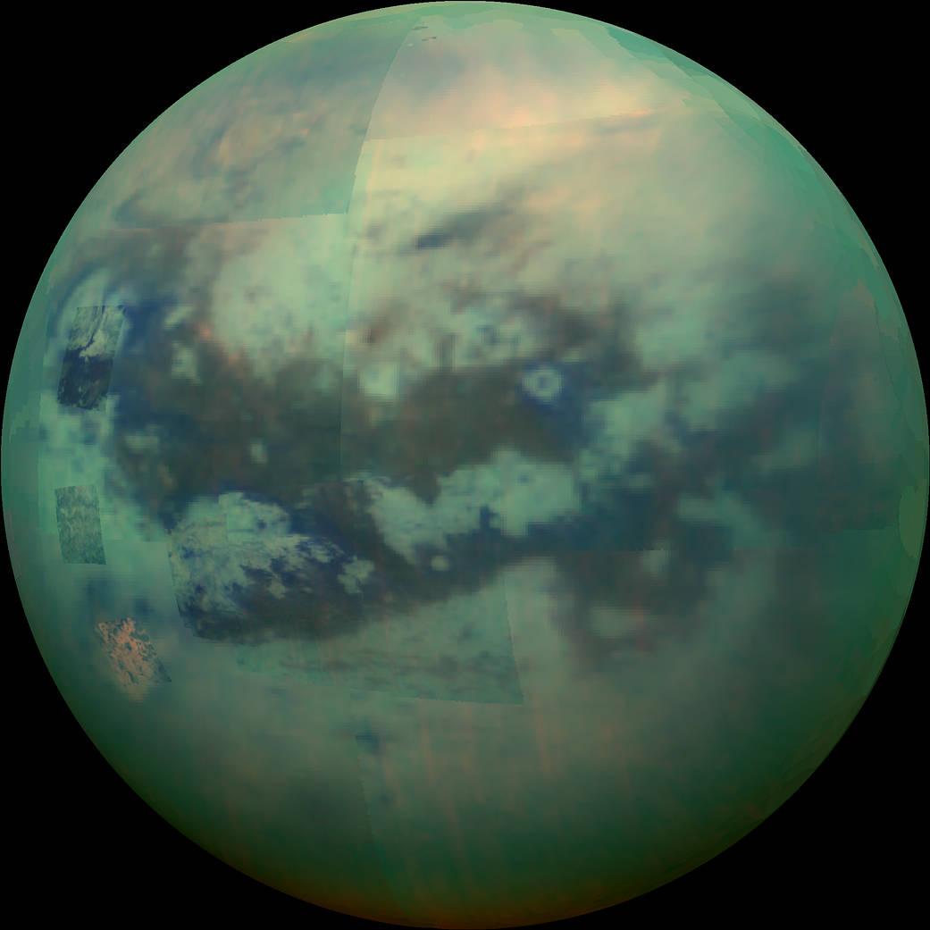 5 Peering Through Titan's Haze