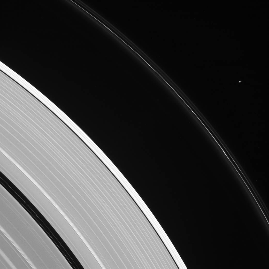 Saturn and Pandora