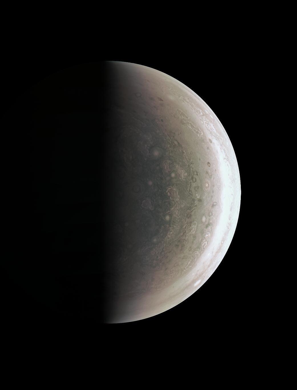 Jupiter Down Under