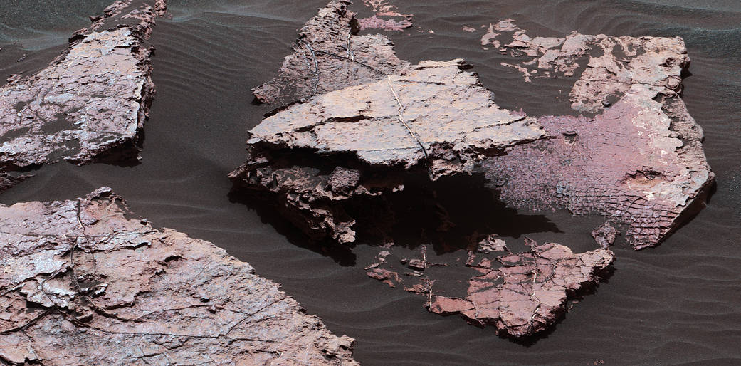 Solar system Exploration - Mars - In pictures