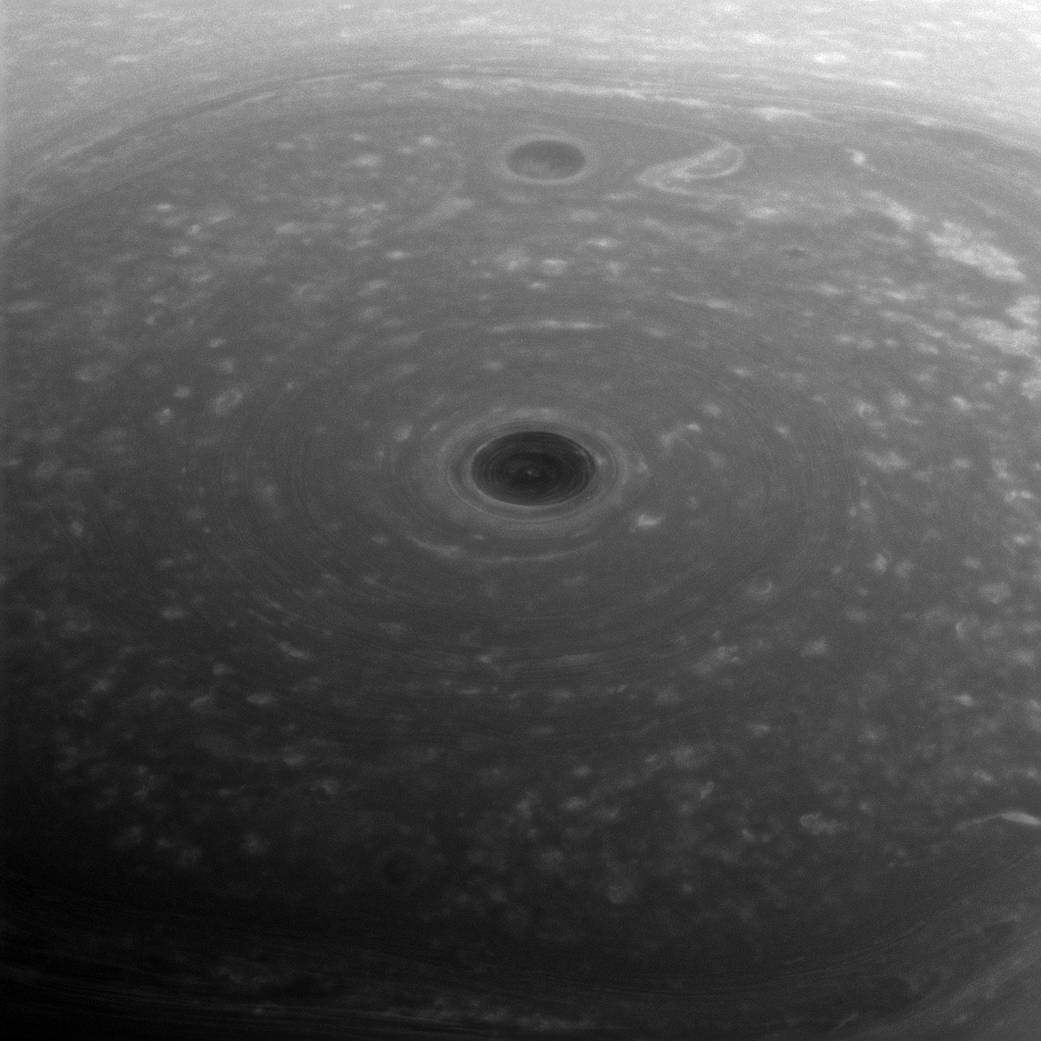 Top of Saturn