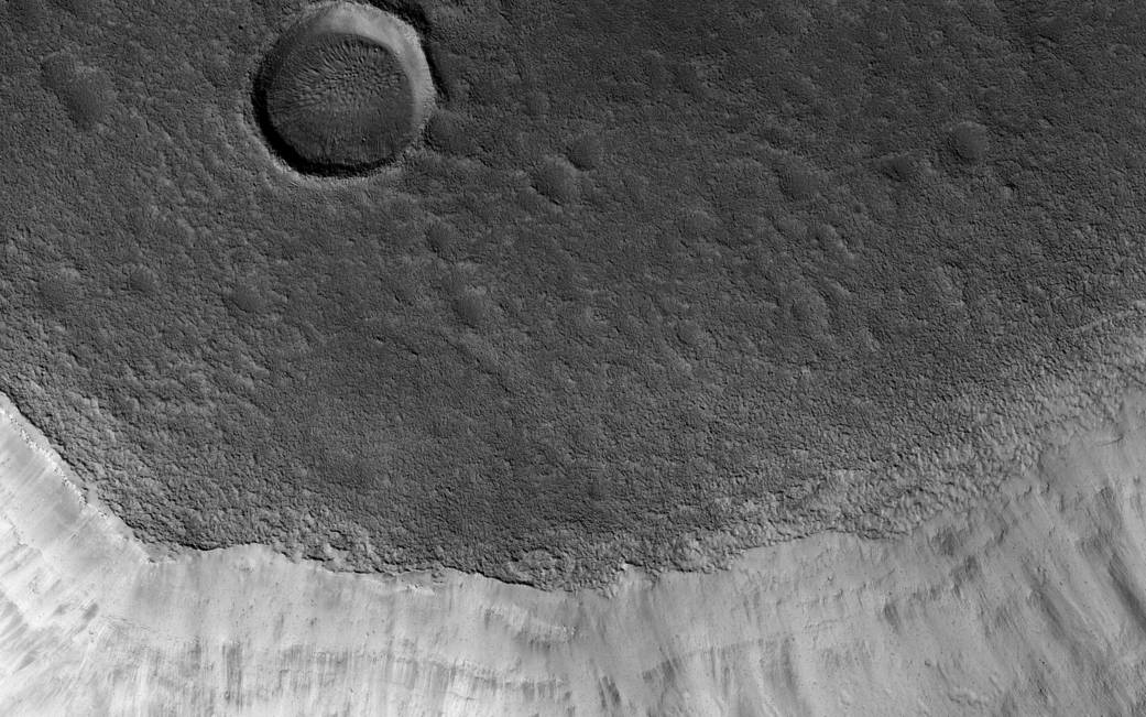Impacts on Mars