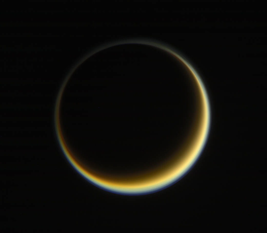Highlighting Titan's Hazes