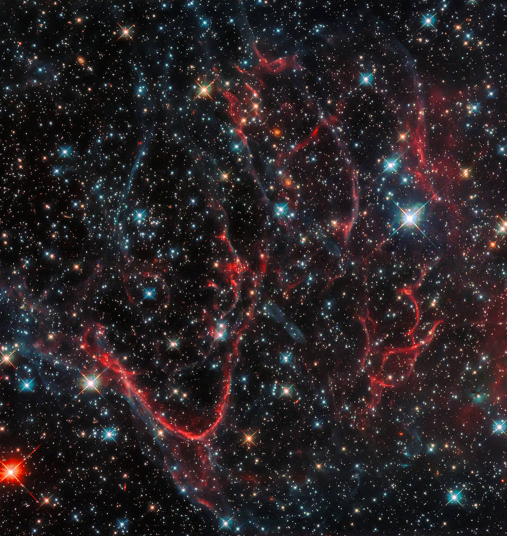 Remains of Supernova