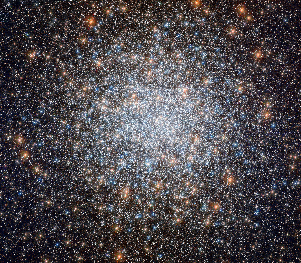 Messier 3 Photo credits: ESA / Hubble & NASA, G. Piotto et al.