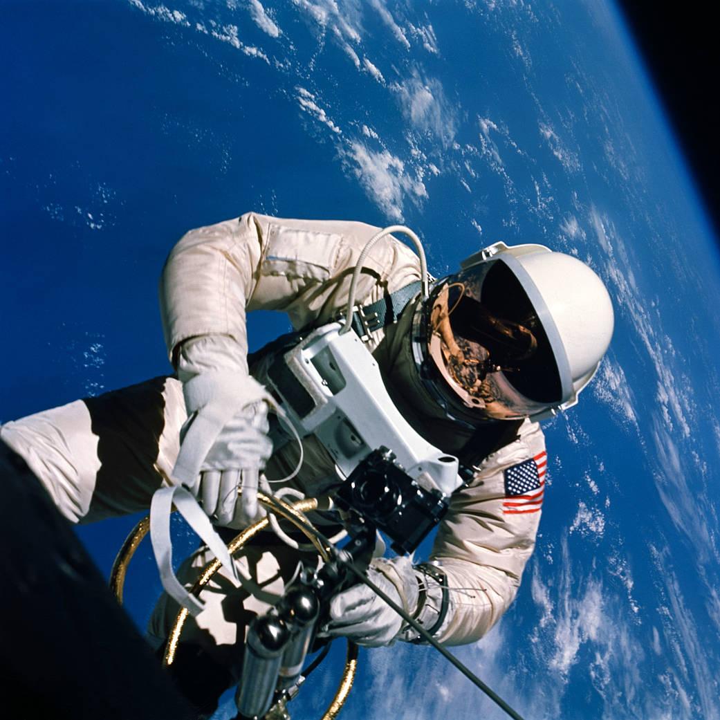 June 3, 1965 - America's First Spacewalk   NASA