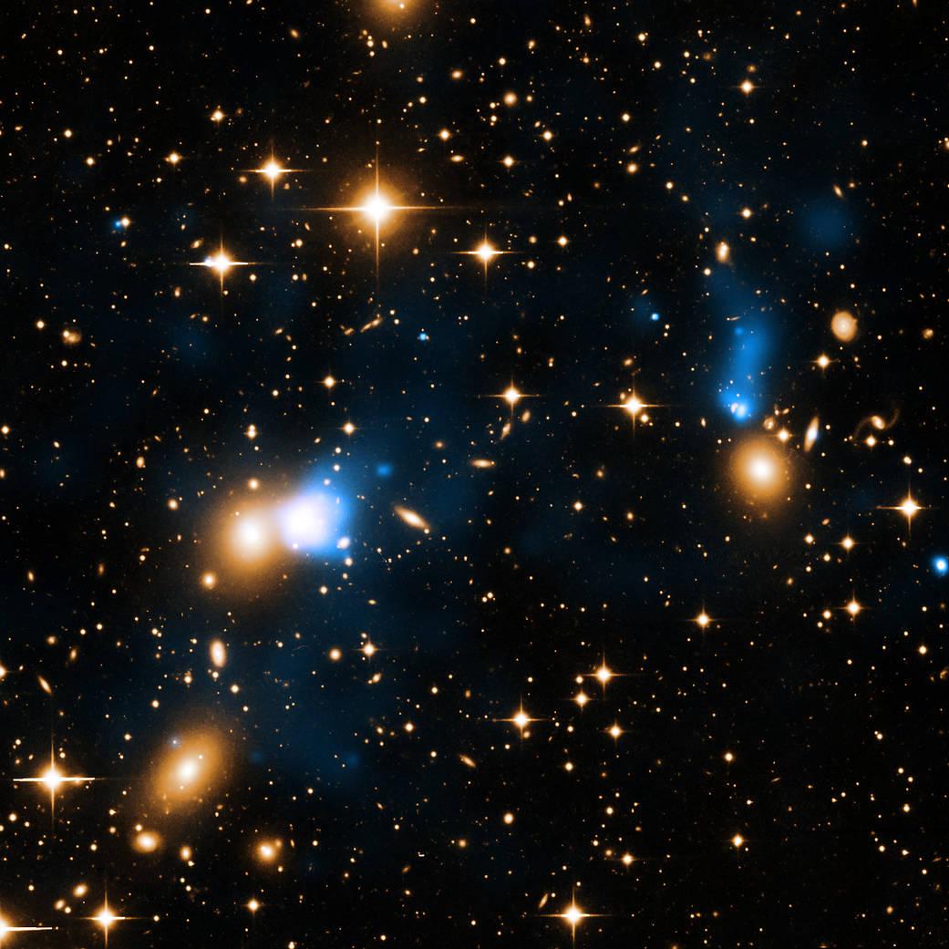 Galaxy cluster Zwicky 8338
