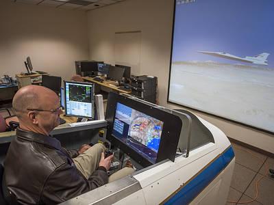 Flight Simulators Image Gallery | NASA