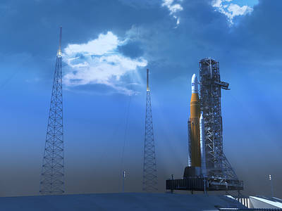 Space Launch System (SLS) Artists' Concepts | NASA