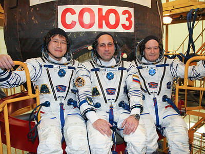 Expedition 54 Launch