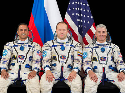 Expedition 54 Landing