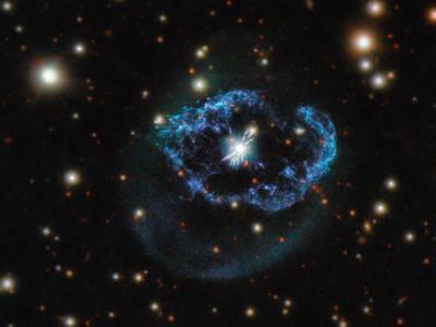 Звёздное небо и космос в картинках - Страница 39 Potw2111a