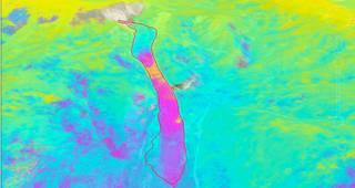 Slumgullion Imaging Hows And Whys Of A Landslide Nasa
