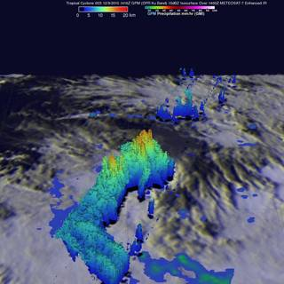 GPM image of Bohale