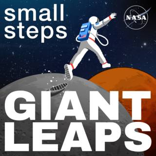 Small Steps, Giant Leaps podcast cover art