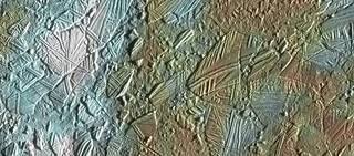 Europa Color with Context