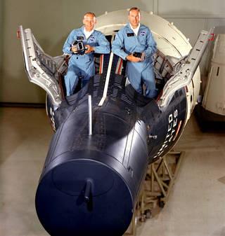 Gemini XII Crew