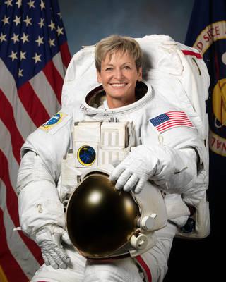 Peggy A  Whitson (PH D ) NASA Astronaut | NASA