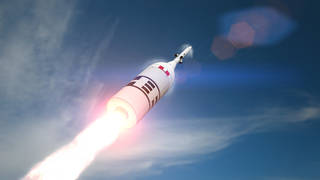 NASA will test Orion's launch abort system in high-stress ascent conditions during an April 2019 test called Ascent Abort-2.